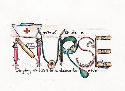 nurse words